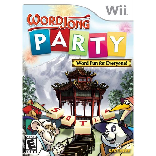 Word Jong Party (Wii)