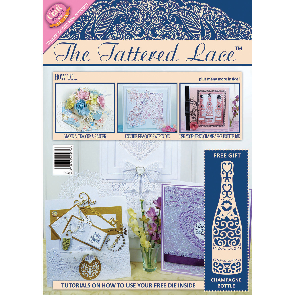 The Tattered Lace Magazine Issue 4-