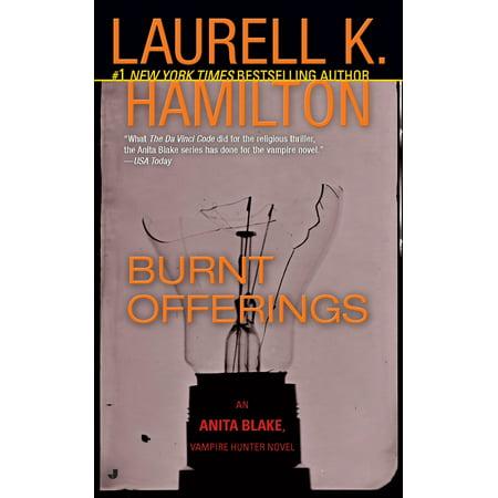 Burnt Offerings : An Anita Blake, Vampire Hunter