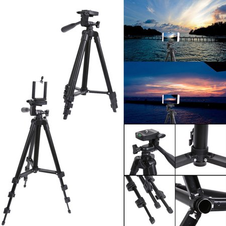 Protable Digital Camera Tripod Phone Stand Holder For Iphone 6 6S Samsung Galaxy