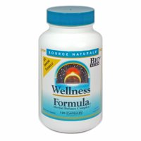 Source Naturals Wellness Formula 120 Capsules