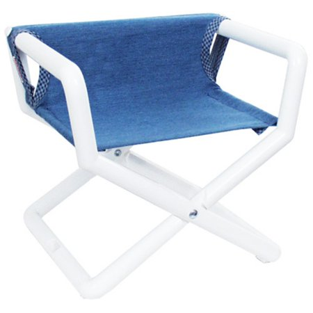 Folding Rocking Chair Denim Canvas (Hoohobbers Canvas Kids Directors Chair)