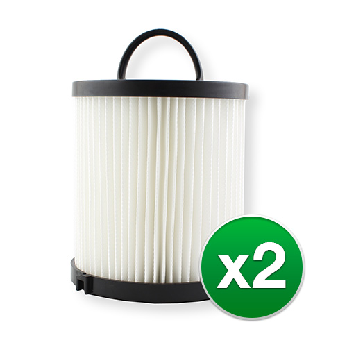 Replacement Dust Cup HEPA Filter For Eureka AS1000A Vacuums - 2 Pack