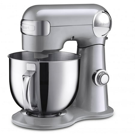 Cuisinart Precision Master 5.5 Quart Brushed Chrome Stand