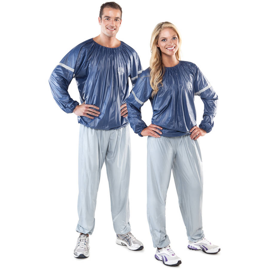 Gold's Gym Sauna Suit, L/XL
