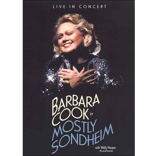 Barbara Cook: Mostly Sondheim - Live In Concert