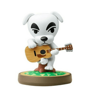 K.K.(Totakeke) Amiibo Figure Animal Crossing Series Figure