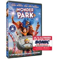Wonder Park (DVD + Sonic the Hedgehog Movie Ticket Offer)