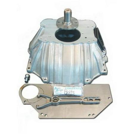 Stock Bellhousing - Advance Adapters ADV712576 GM V8 Bellhousing for GM NV4550