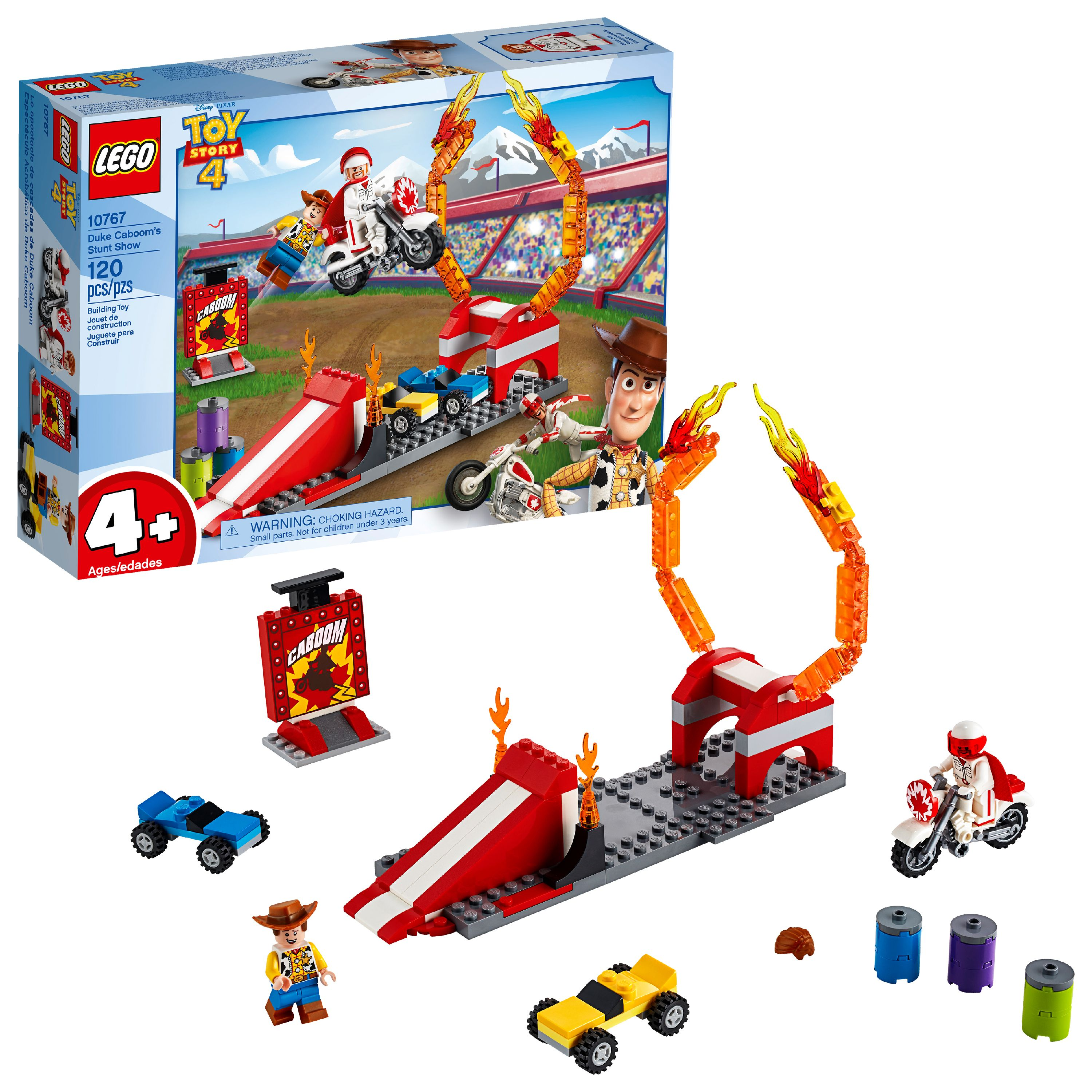 LEGO Toy Story 4 Duke Caboom's...