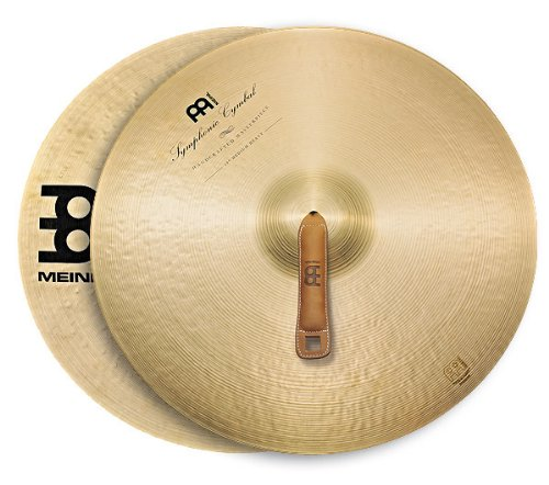 Meinl 19� B20 Bronze Symphonic Medium Heavy, Pair by