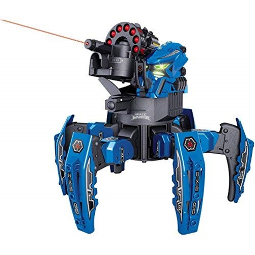 Riviera RC Space Warrior battle Robot with Remote Control by Creative Sourcing International