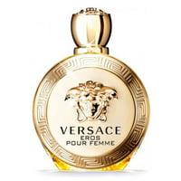 Versace Eros Pour Femme Eau de Parfum, Perfume for Women, 3.4 fl oz