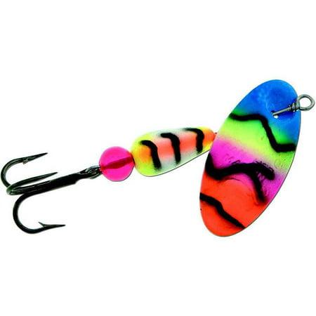 Panther Martin 1/8 oz UltraViolet Spinner, Blue Pink
