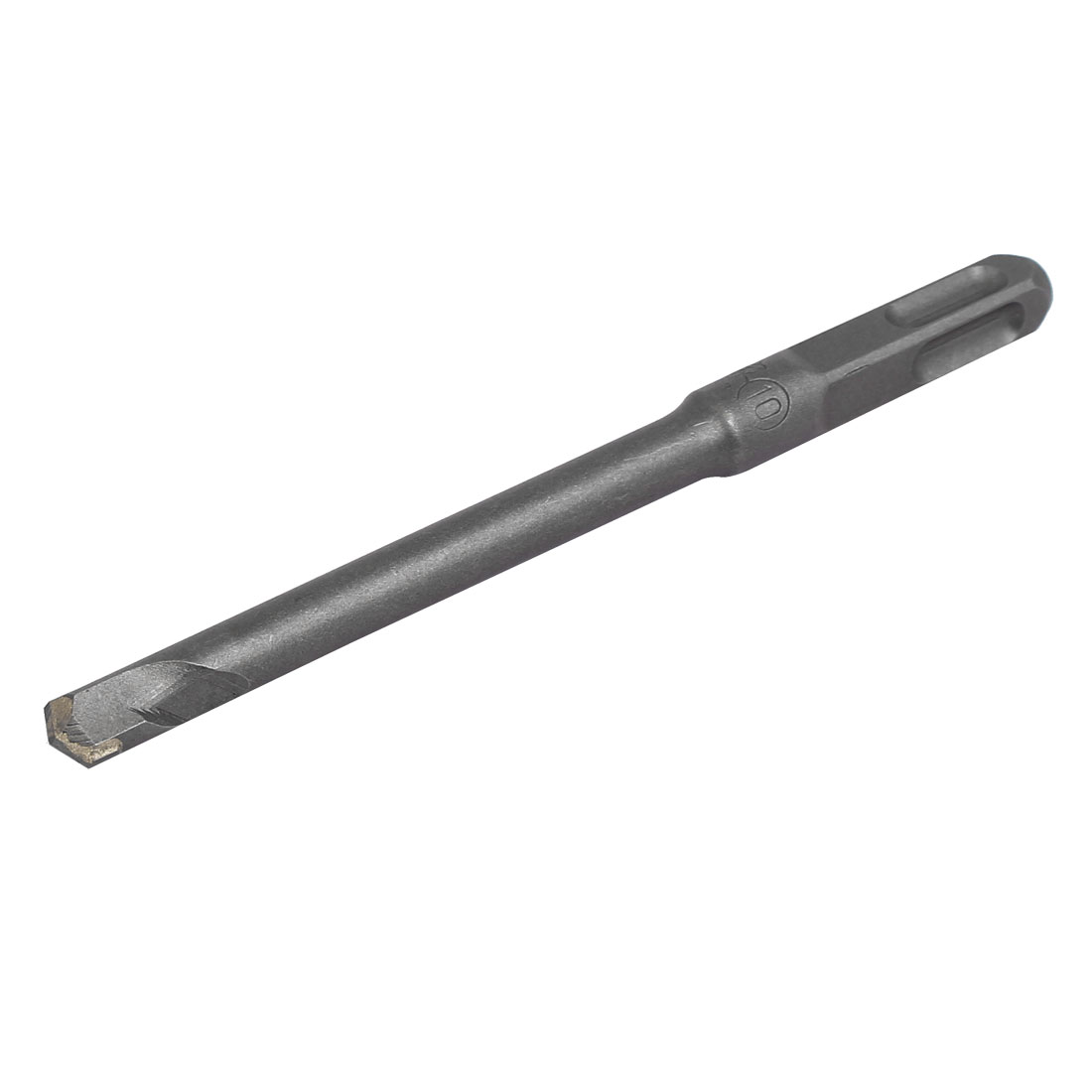 10mm Tip 160mm Long Chrome Steel Square SDS Plus Shank Masonry Hammer Drill Bit by Unique-Bargains
