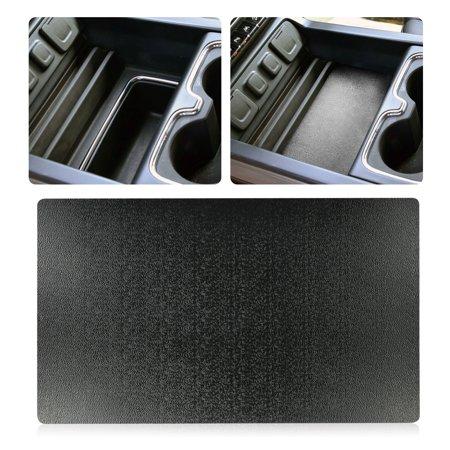 Secret Compartment Center Console Organizer Tray Cover for GMC Sierra Accessories 2014/2015/2016/2017/2018, Chevrolet Silverado 2500 HD/3500 - Gbc Accessories