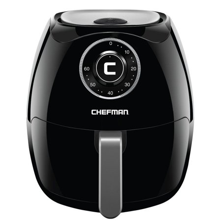 Chefman 6.5 Liter Air Fryer Oven with Space Saving Flat