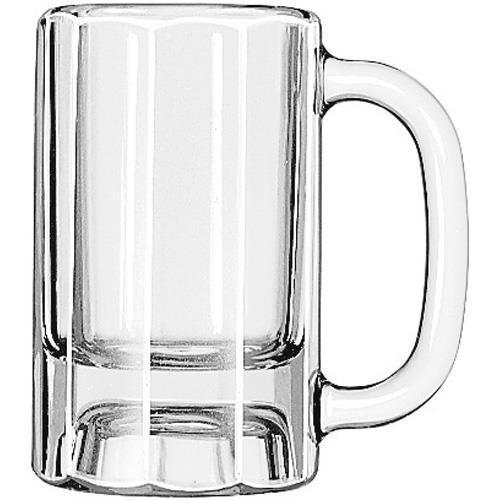 5019LIB Libbey Paneled Beer Mug Case of 12 by