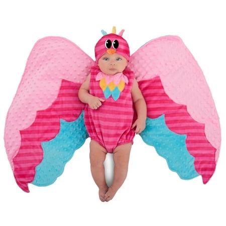 Swaddle Wings™ Sweet Owl Halloween Costume