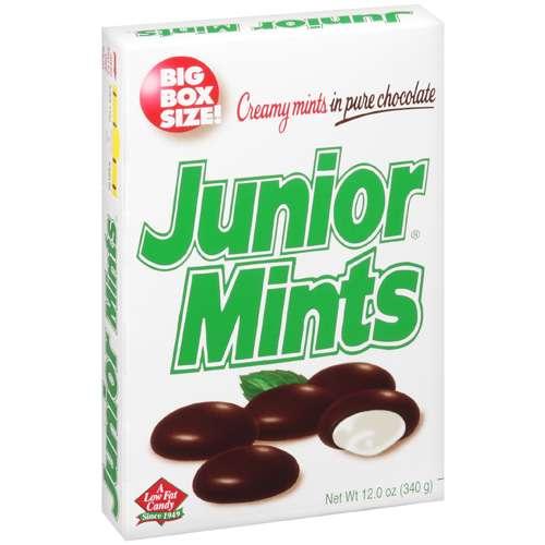 Junior Mints, 12.0 OZ