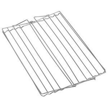 Ekco Metal (Ekco Adjustable Roasting Rack, Stainless Steel)