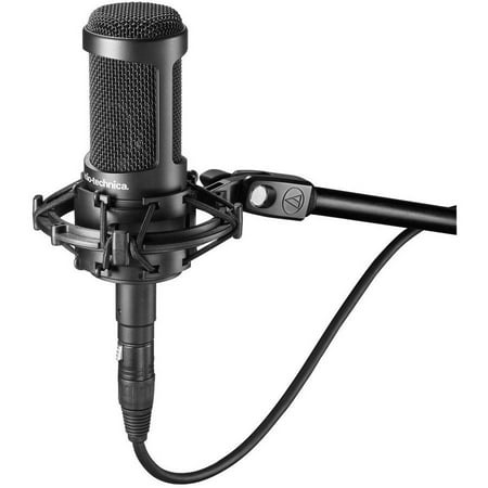 Cardioid Boundary Condenser (Audio-Technica AT2035 Cardioid Condenser Microphone)