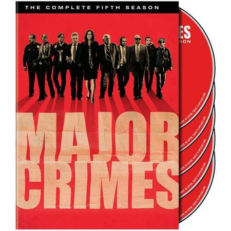 Major Crimes: The Complete Fifth Season (DVD) ()