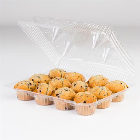 12 Compartment Cupcake/Muffin Carrier Container, 13