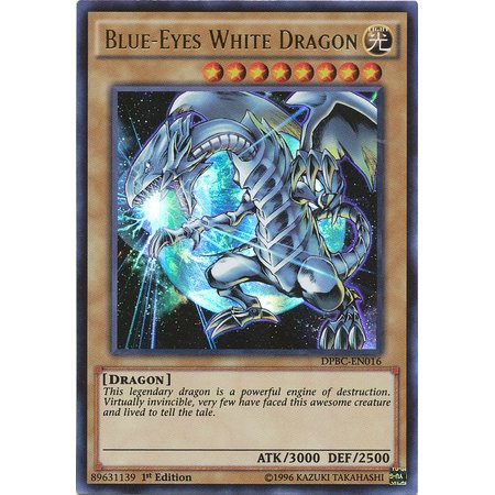 YuGiOh Duelist Pack Battle City Blue-Eyes White Dragon DPBC-EN016](Dragon City Halloween Battle Map)