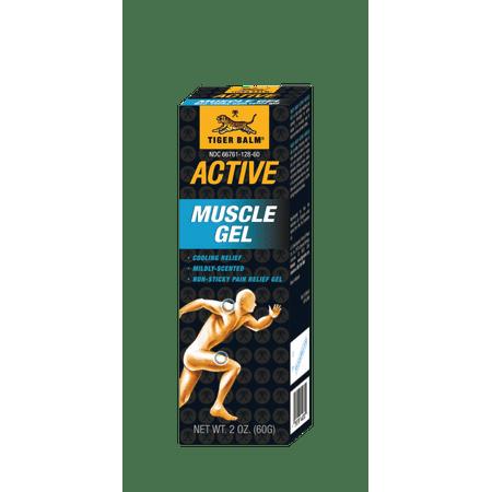 Muscle Active Gel (TIGER BALM ACTIVE MUSCLE GEL,)