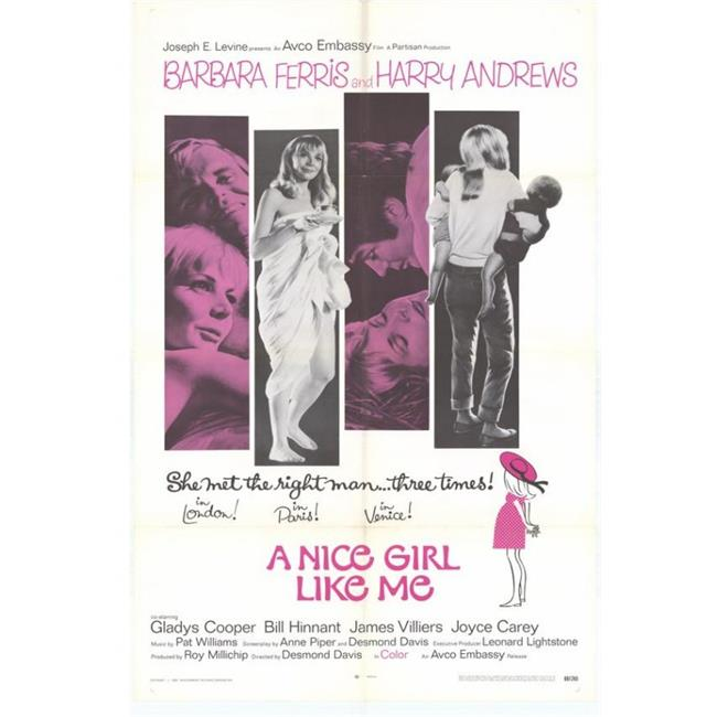 Posterazzi MOVEH1296 Nice Girl Like Me Movie Poster - 27 x 40 in. - image 1 de 1