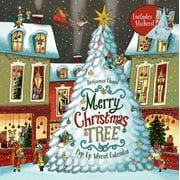 Merry Christmas Tree Pop-Up Advent Calendar : (Books for Family Holiday Games, Christmas Tree Advent Calendar)