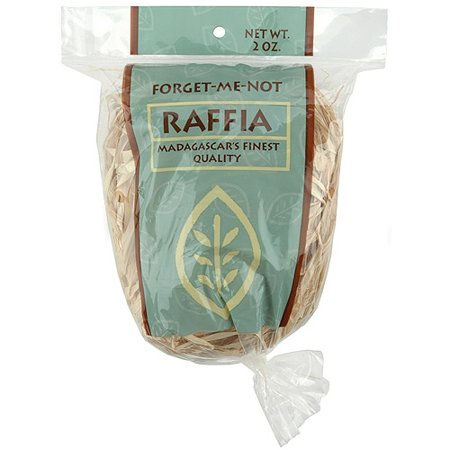 Natural Raffia (Variegated Raffia)