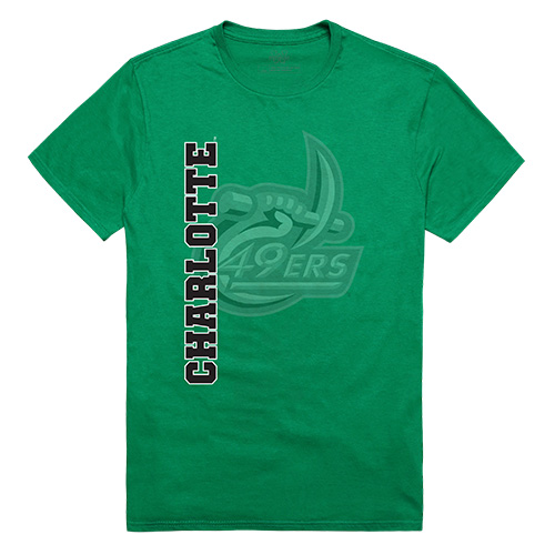 University of North Carolina at Charlotte 49ers NCAA Ghost Tee T-Shirt
