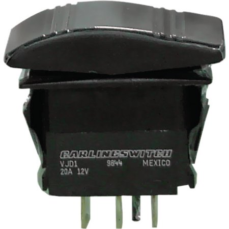 Seachoice Contura Illuminated Rocker Switch