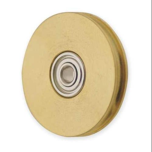 "Dynaroll 0.375"" Bore One Groove Motion Control Pulley, BP..."