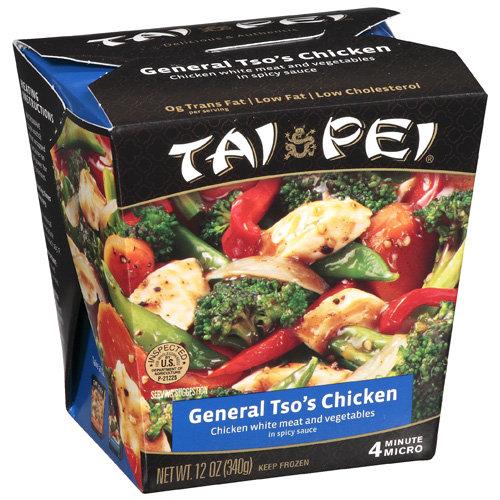 Tai Pei General Tso's Chicken, 12 oz