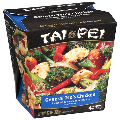 Tai Pei General Tso's Chicken, 12 oz