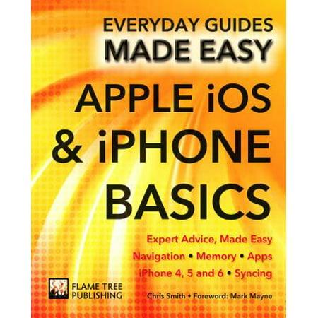 Basics Apple Ginseng (Apple IOS & iPhone Basics : Expert Advice, Made Easy )