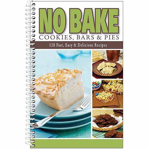 Cq Publishing, No Bake Cookies, Bars and Pies