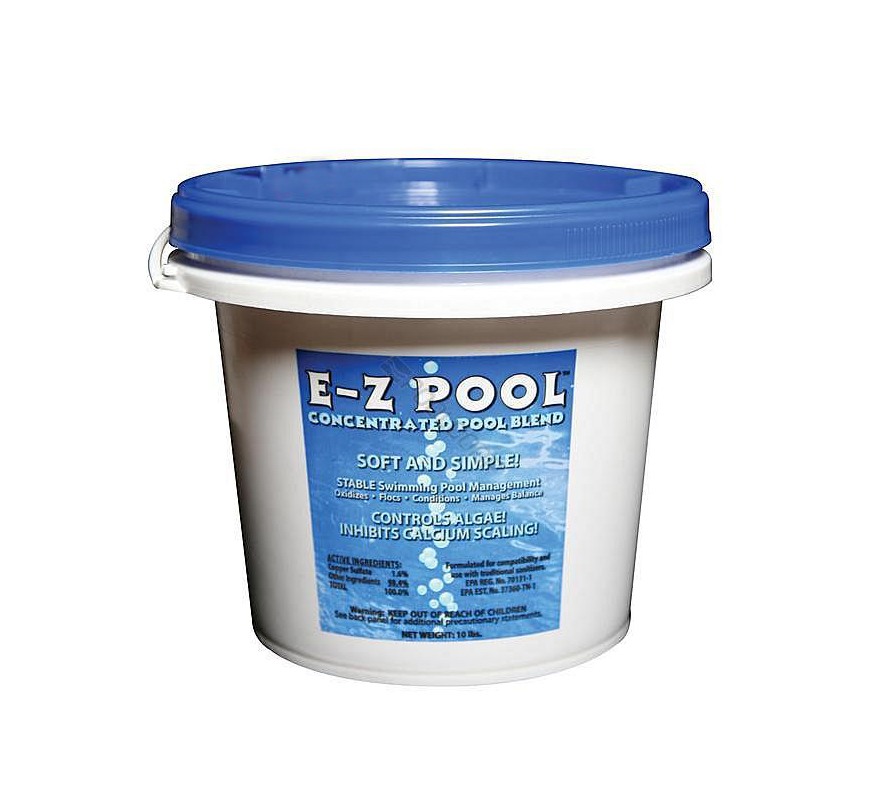 EZ Pool Concentrated Pool Blend Water Care - 10 lb.