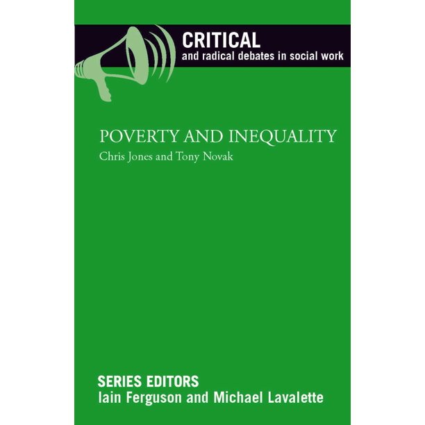 Poverty and Inequality - eBook