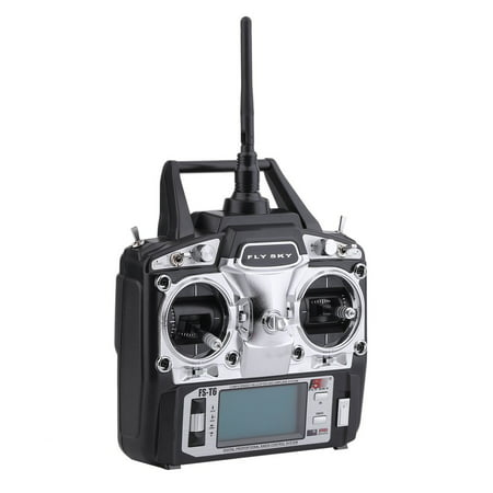 2018 Radio Control 2 4GHz 6 Channel Left Hand Remote Control