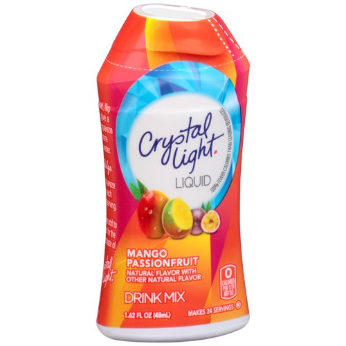 Crystal Light Mango Passionfruit Liquid Drink Mix, 1.62 fl oz