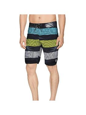 Billabong Men's 73 OG Stripe Boardshorts