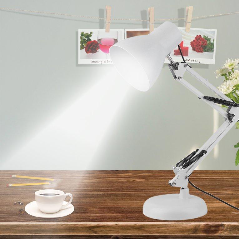 Urbanest 5W LED Energy Saving Lamp Adjustable Architect Swing Arm Desk Lamp by