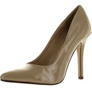 Delicious Womens Date-H Pointed Toe High Heel Pumps