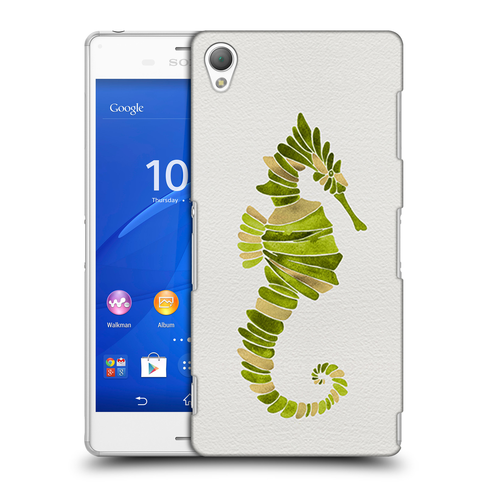 OFFICIAL CAT COQUILLETTE SEA HARD BACK CASE FOR SONY PHONES 2