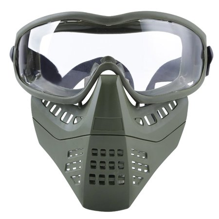 Ant Double Mode Headband System Detachable Lightweight Mask Solid Color - image 1 of 10