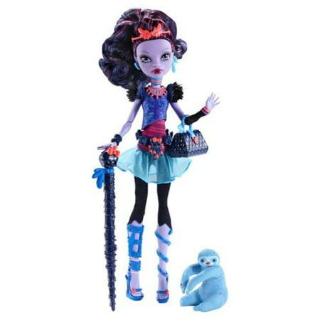 Monster High Jane Boolittle Doll (Monster High Jane Boolittle??? Doll)